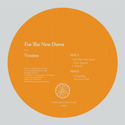 Vromm - For The New Dawn