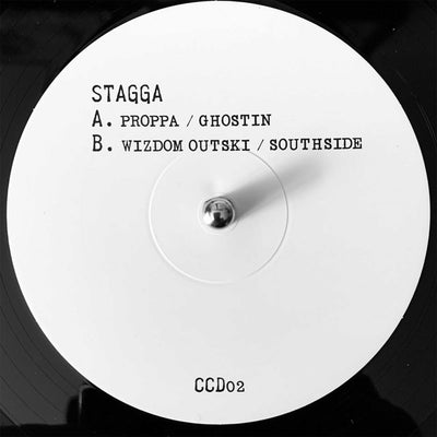 "Stagga - Jungle Zen [10"" Vinyl]"