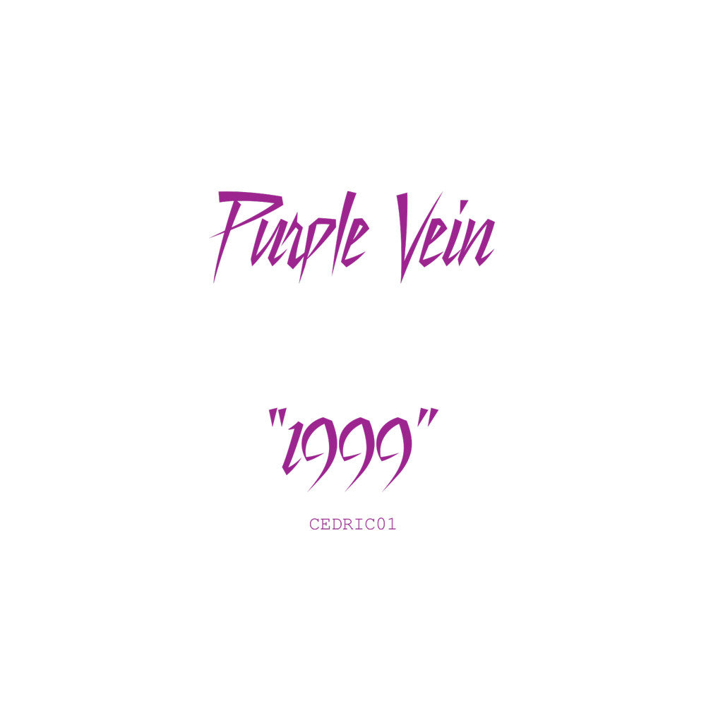 Purple Vein ‎– 1999 , Vinyl - Unknown Label, Unearthed Sounds