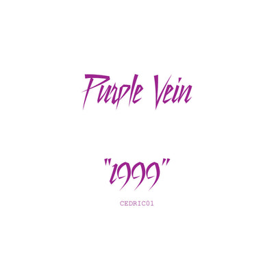 Purple Vein ‎– 1999 - Unearthed Sounds