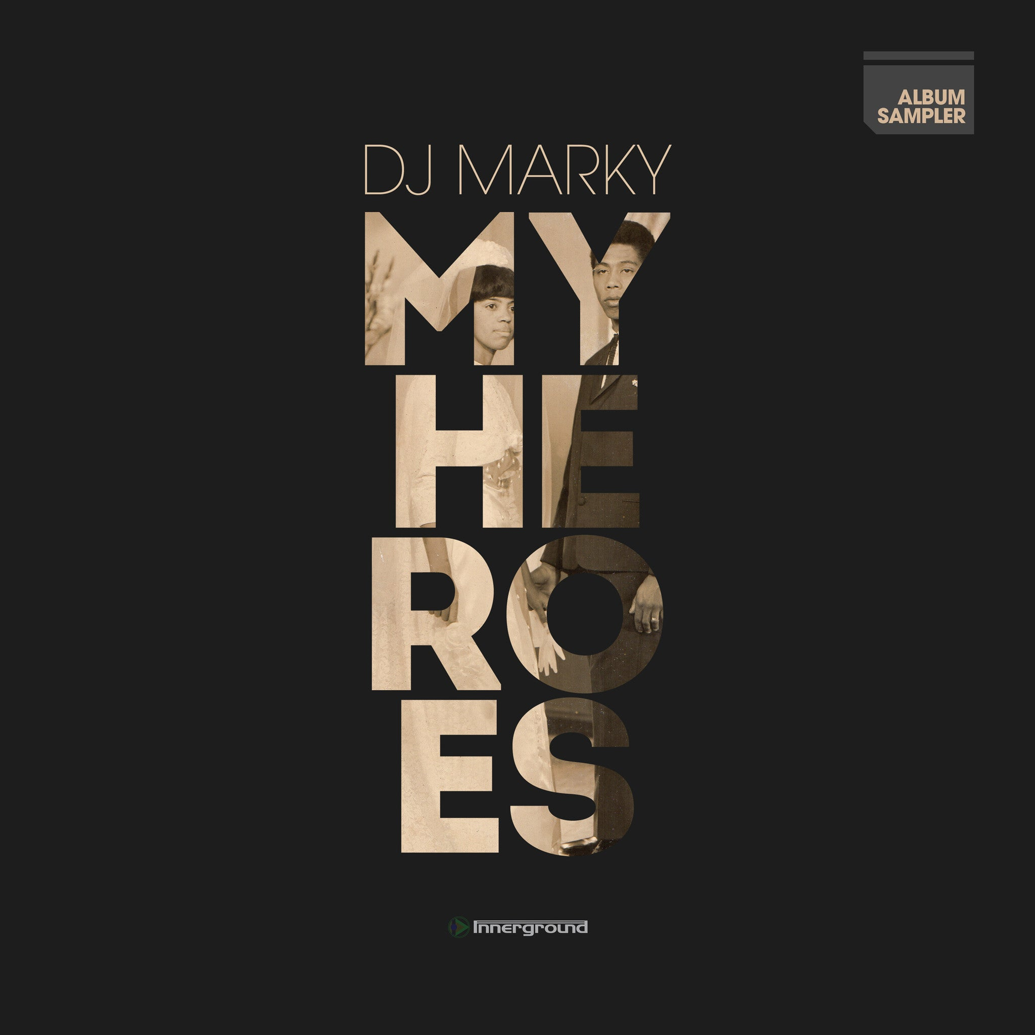 DJ Marky - My Heroes Album Sampler - Unearthed Sounds