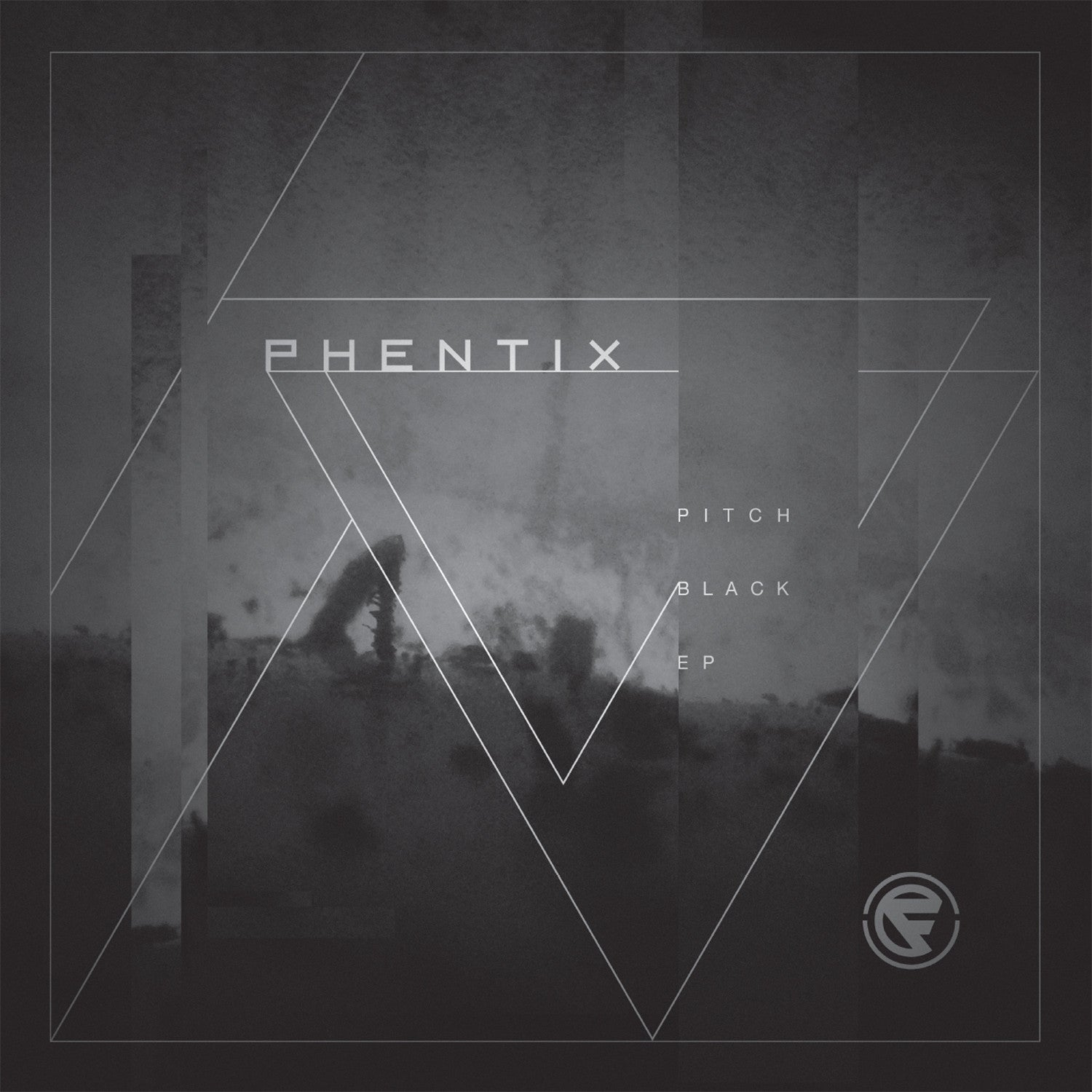 Phentix - Pitch Black EP , Vinyl - Cyberfunk, Unearthed Sounds