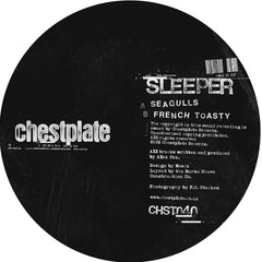 Sleeper - Seagulls , Vinyl - Chestplate, Unearthed Sounds - 2