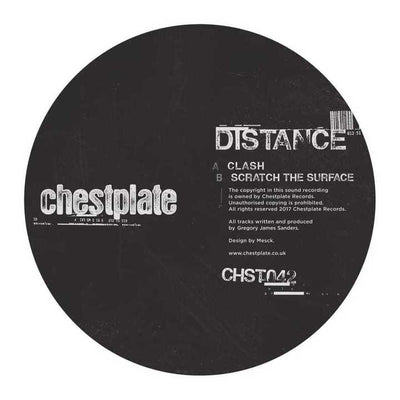 Distance - Clash / Scratch the Surface - Unearthed Sounds