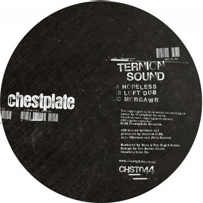 Ternion Sound - Hopeless EP - Unearthed Sounds