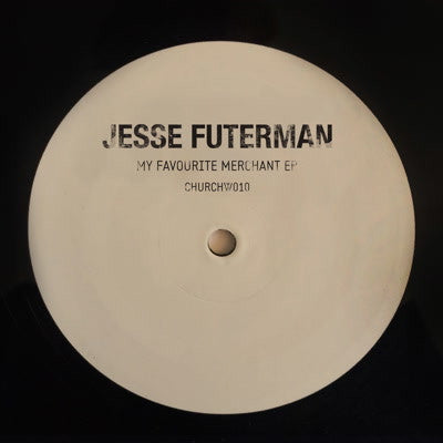 Jesse Futerman - My Favourite Merchant , Vinyl - Church, Unearthed Sounds