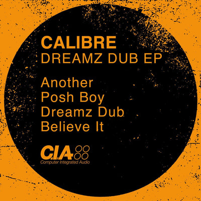 Calibre - Dreamz Dub EP - Unearthed Sounds