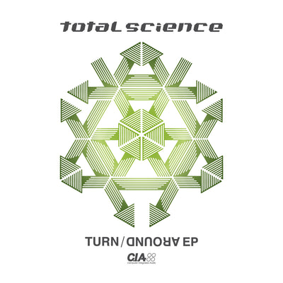 Total Science - Turn Around EP , Vinyl - CIA Records, Unearthed Sounds
