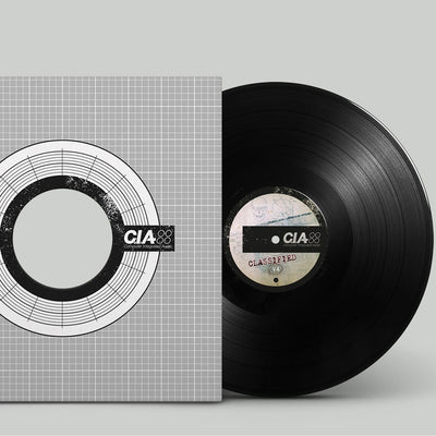 C.I.A Records - Classified V4 EP - Unearthed Sounds