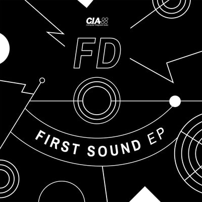 FD - First Sound EP [Red Vinyl]