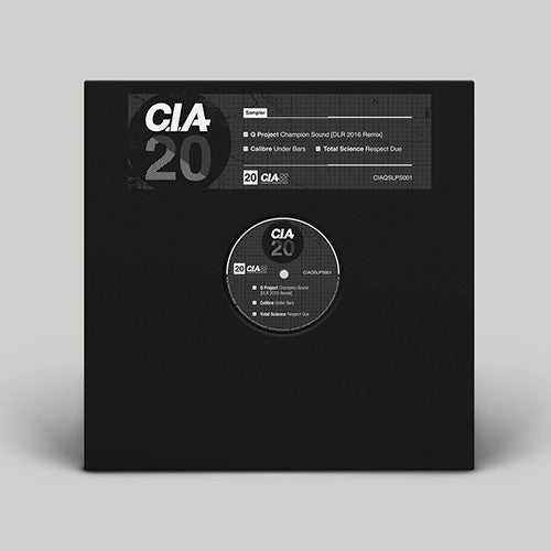 CIA 20 Album Sampler - Unearthed Sounds