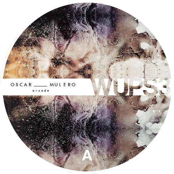 Oscar Mulero - Arcade EP - Pattern Series - Unearthed Sounds