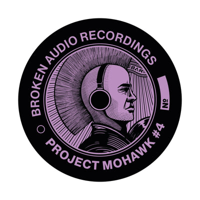 "Project Mohawk #4 10"" Dubs - Unearthed Sounds"