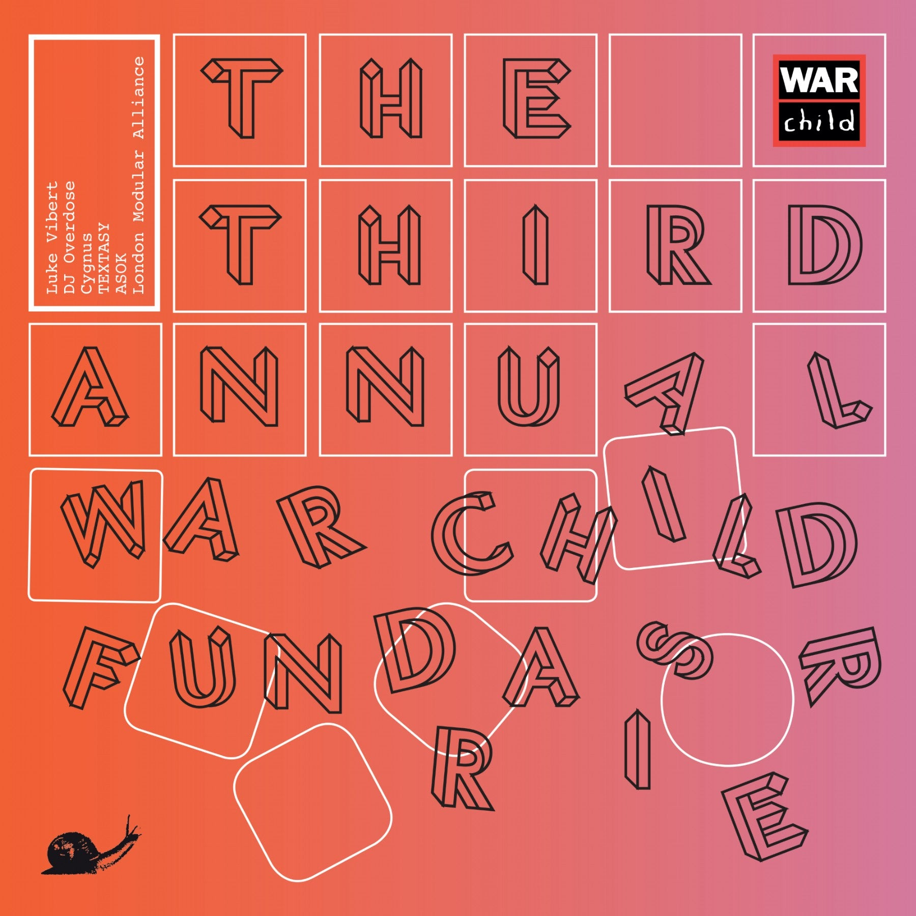Various Artists - The Third Annual War Child Fundraiser Pt. 1