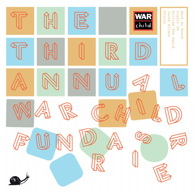 Various Artists - The Third Annual War Child Fundraiser Pt. 2 - Unearthed Sounds, Vinyl, Record Store, Vinyl Records