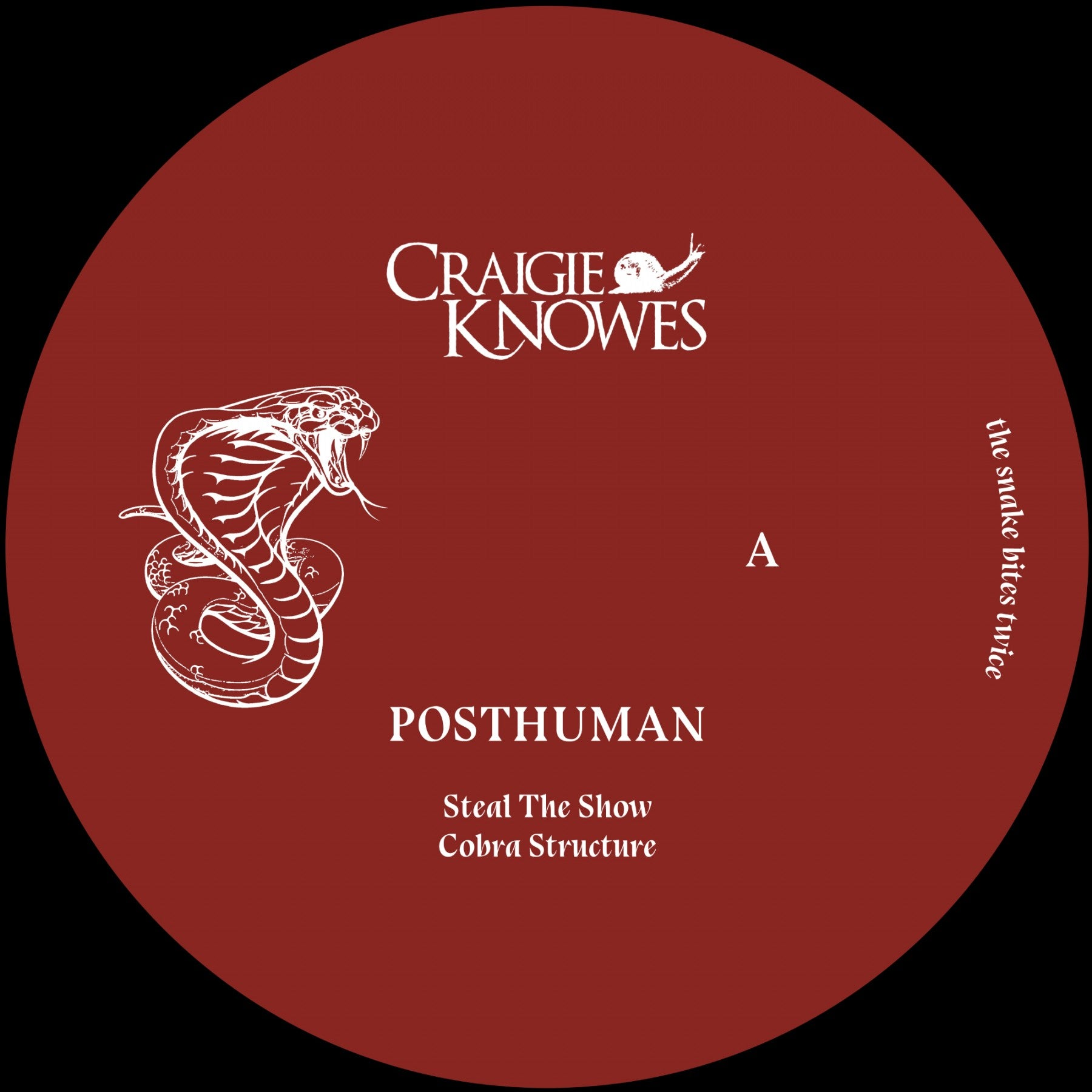 Posthuman - The Snake Bites Twice