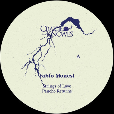 Fabio Monesi - Strings of Love EP - Unearthed Sounds