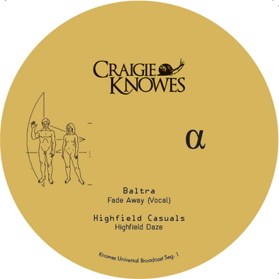 Various Artists - Knowes Universal Broadcast (Seg. 1) , Vinyl - Craigie Knowes, Unearthed Sounds