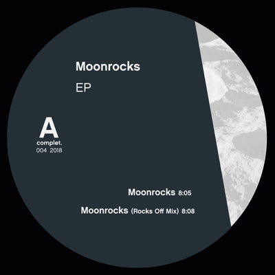 Comfort Zone - Moonrocks EP