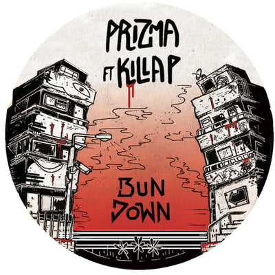 Prizma feat. Killa P - Bun Down - Unearthed Sounds, Vinyl, Record Store, Vinyl Records