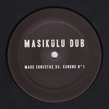 Mark Ernestus Vs. Konono No 1 ‎- Masikulu Dub - Unearthed Sounds