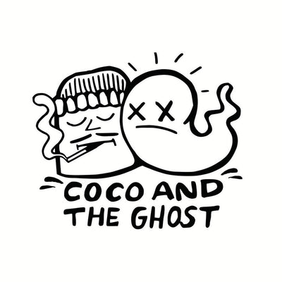 "Sonar's Ghost & Coco Bryce - Coco & The Ghost [10"" Vinyl] - Unearthed Sounds"