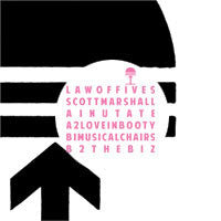 Scott Marshall - Law of Fives EP - Unearthed Sounds