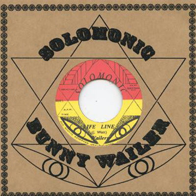 Wailers / Big Youth - Life Line / Black On Black , Vinyl - Dub Store Records, Unearthed Sounds