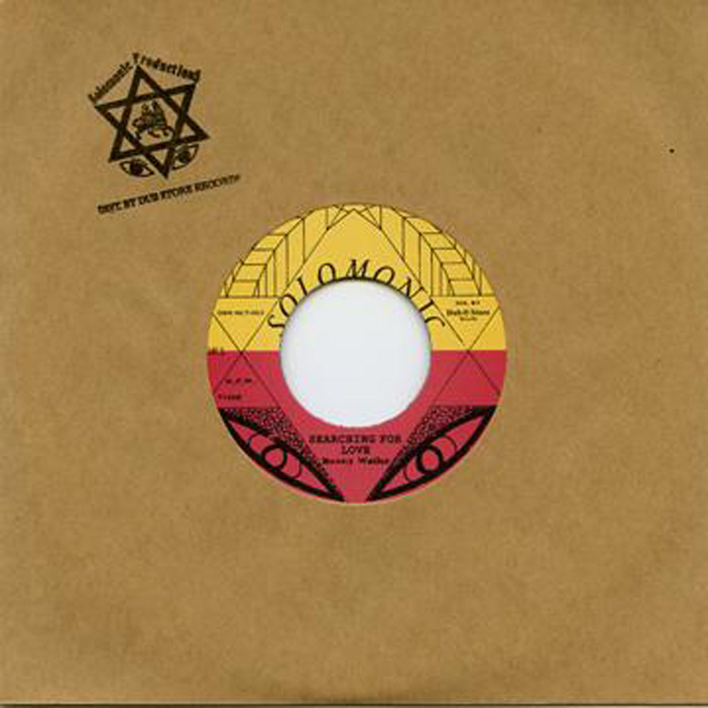 Bunny Wailer / Tuff Gong All Stars - Searching For Love / Must Skank , Vinyl - Dub Store Records, Unearthed Sounds