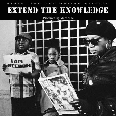 Marc Mac - Extend The Knowledge , Vinyl - Omniverse Records, Unearthed Sounds