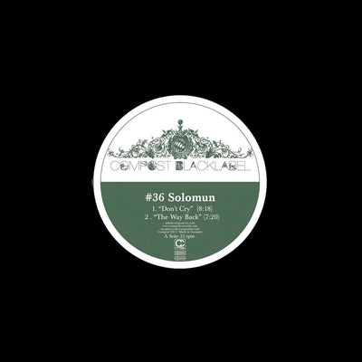 Solomun - Compost Black Label 36