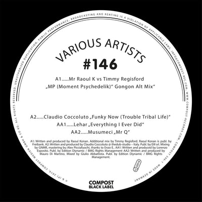 Various Artists - Compost Black Label #146