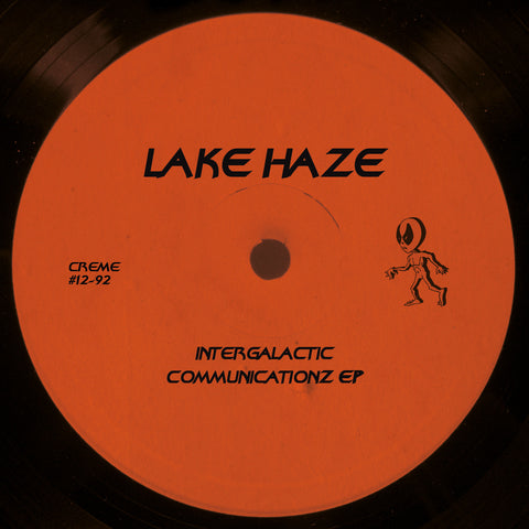 Lake Haze - Intergalactic Communicationz EP