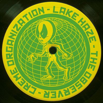 Lake Haze - The Observer EP - Unearthed Sounds