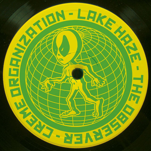 Lake Haze - The Observer EP