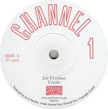 Creole - Jah Creation , Vinyl - Pressure Sounds, Unearthed Sounds
