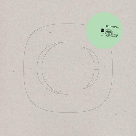 Calibre - Piano Bizness / Smooth Baby [incl. download card - generic sleeve]