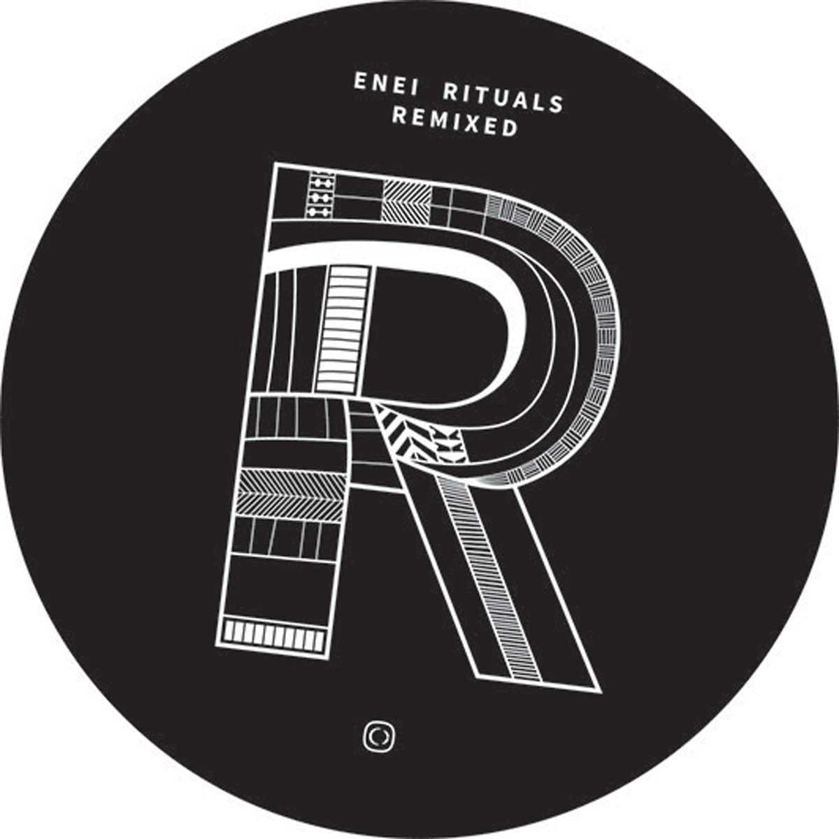 Enei - Rituals Remixed , Vinyl - Critical Music, Unearthed Sounds