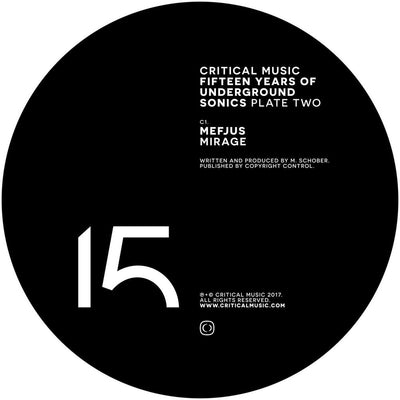 Mefjus / Kasra / Hyroglifics - Mirage / Phases / Swish - Unearthed Sounds