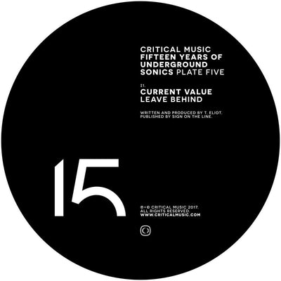 Current Value / Signal / Shyun - Leave Behind / Periphery / Unfold - Unearthed Sounds, Vinyl, Record Store, Vinyl Records