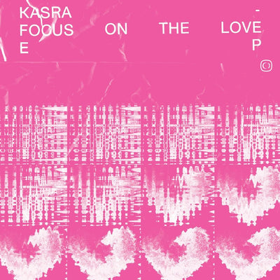 Kasra / Enei / Bou - Focus On The Love EP [pink marbled vinyl]