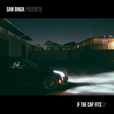 Sam Binga & More - If The Cap Fits EP - Unearthed Sounds, Vinyl, Record Store, Vinyl Records