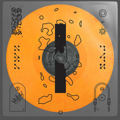 Sam Binga & Hyroglifics - Wicked & Bad EP [printed pvc sleeve / yellow-orange marbled / incl. dl code] - Unearthed Sounds, Vinyl, Record Store, Vinyl Records