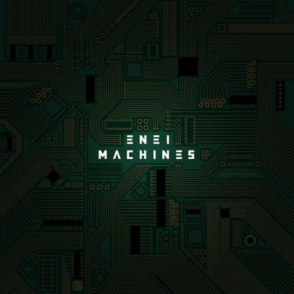 "Enei - Machines [2x12"" w/ Download Code]"