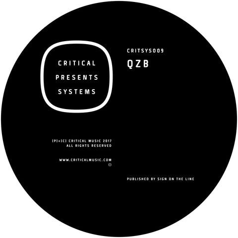 QZB - Critical Presents: Systems 009