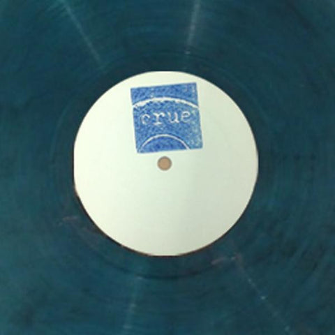 CRUE - CRUE [Limited Edition Handstamped Coloured Vinyl Repress]