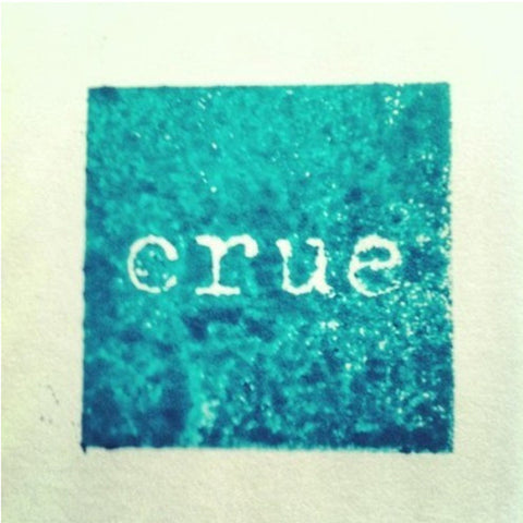 "CRUE - CRUE 05 [Ltd Handstamped Coloured 10"" Vinyl]"