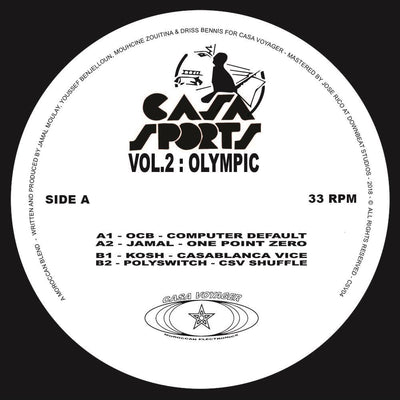 Various Artists - Casa Sports Vol. 2 - Unearthed Sounds