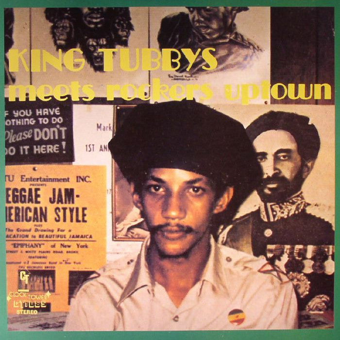King Tubby - Meets Rockers Uptown [LP] , Vinyl - Clocktower, Unearthed Sounds