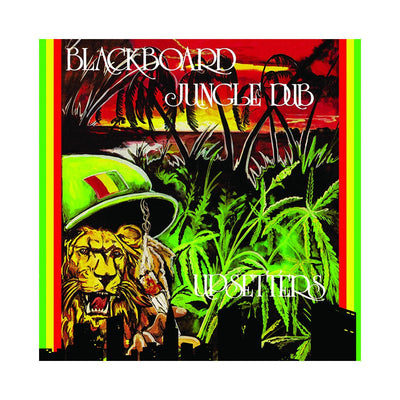 Lee Perry & The Upsetters - Blackboard Jungle Dub [LP] - Unearthed Sounds